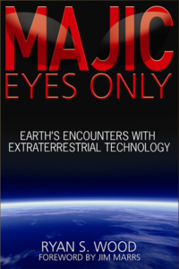 Majic Eyes Only poster