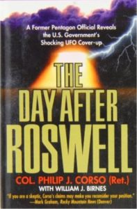 The Day After Roswell by Phl